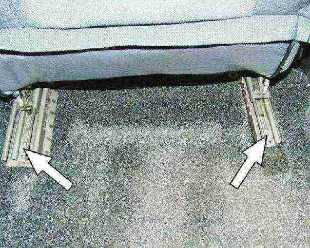 очень полезно крепление сидений ваз 2109 уютную, светлую