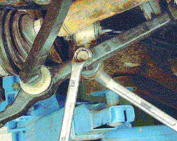 Ремонт передней подвески ваз 21093